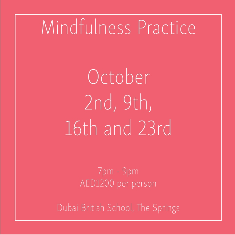 Mindfulness October 2017_Social Media Art 1