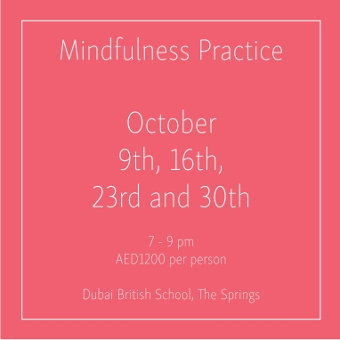 Mindfulness October_Social Media Art 1