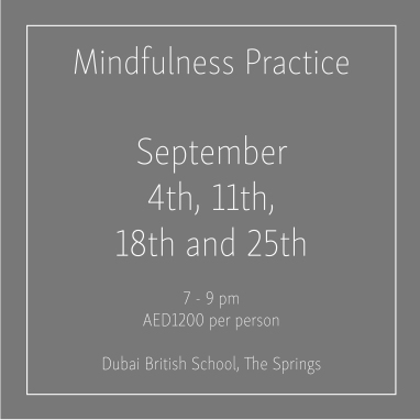 Mindfulness September_Social Media Art 1