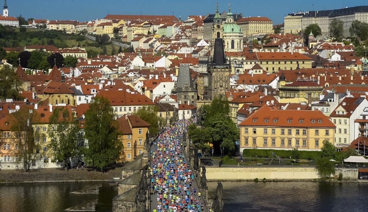 Marathons, Mindfulness andLove