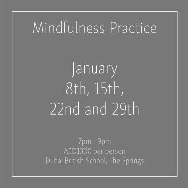 Mindfulness Mondays January_Social Media Art 1