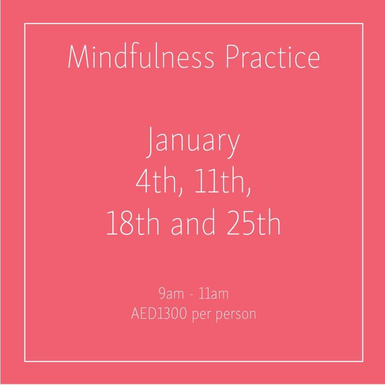 Mindfulness Thursdays January_Social Media Art 1