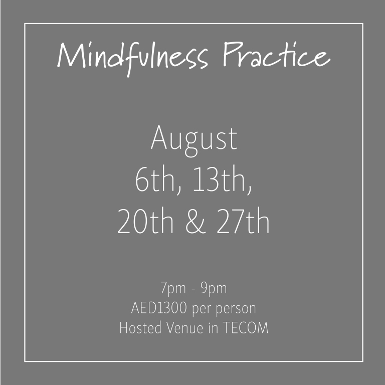 course banner Mindfulness Mondays August_Social Media Art 1