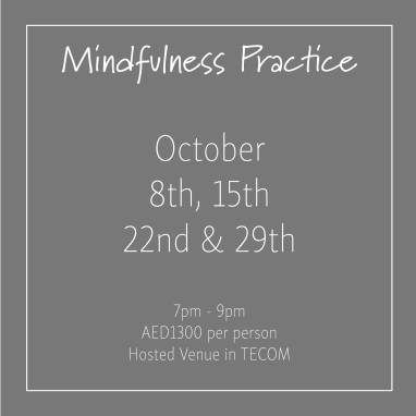 course banner Mindfulness Mondays October_Social Media Art 1