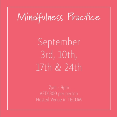course banner Mindfulness Mondays September_Social Media Art 1
