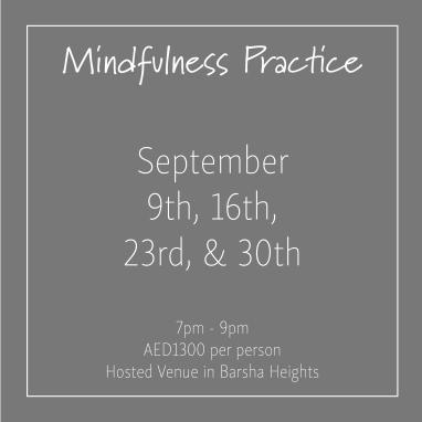 course banner Mindfulness Mondays September_Social Media Art 1